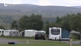 CC E65 - CAMPSITE Highland, Culloden Moor Caravan Club Site