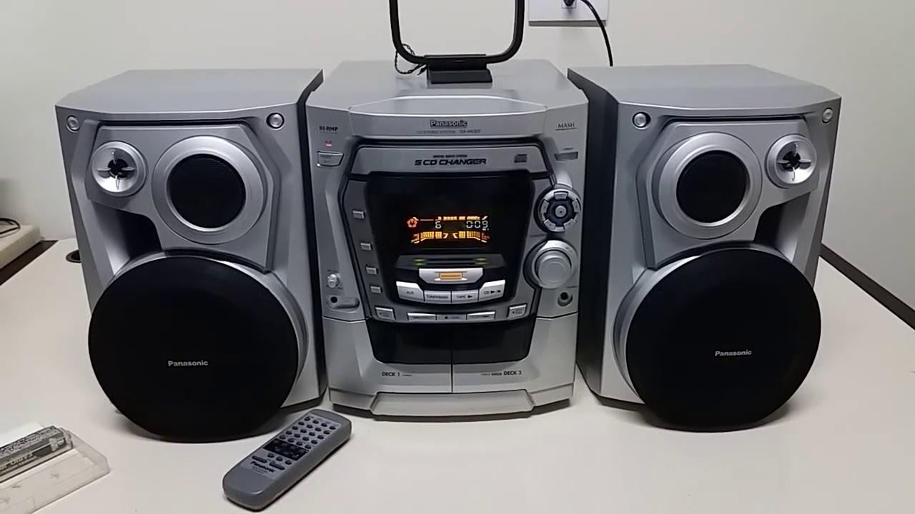 Panasonic Sa Ak300 Original Vendido