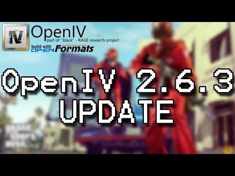 OPENIV 2.6.4 GRATUITEMENT TÉLÉCHARGER
