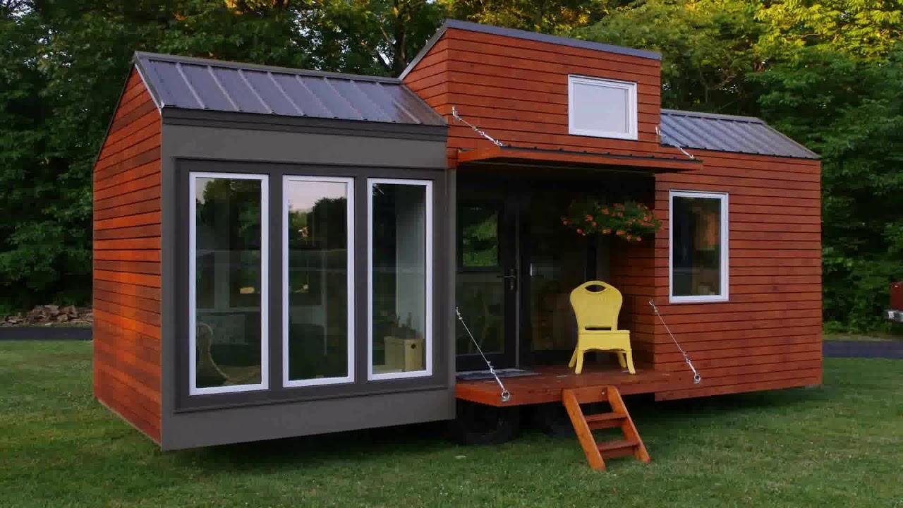 Tiny House On Wheels For Sale Craigslist Ohio Youtube