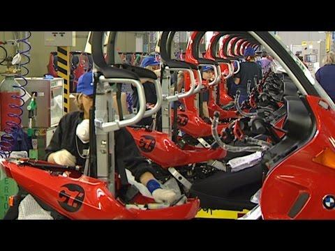 BMW C1 Production
