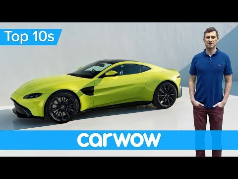 All-new Aston Martin Vantage – The Most Beautiful Sports Car Ever?   Top10s