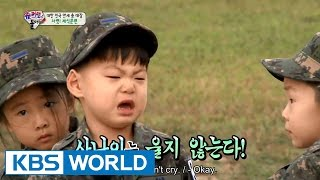 Triplets' House - Attention! Close-order drills (Ep.101 | 2015.11.01)