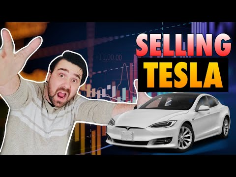 The REAL reason ARK invest is selling TSLA (Tesla Stock) 🤔 Investing in Tesla Stock