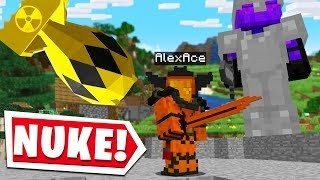 MINECRAFT BUT IT HAS 300 MODS INSTALLED..