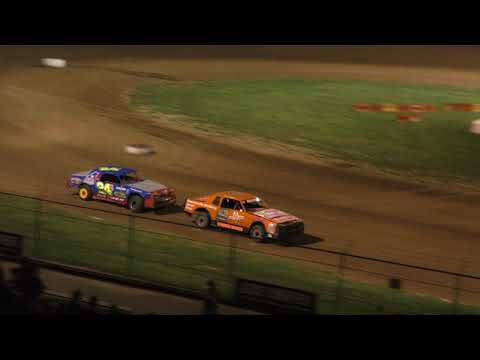 9 1 18 Bomber Heat #2 Lincoln Park Speedway