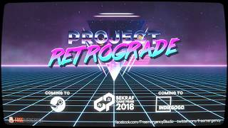 Project Retrograde Bekraf Trailer