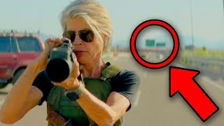 TERMINATOR DARK FATE Trailer Breakdown! Timeline & Music Explained!