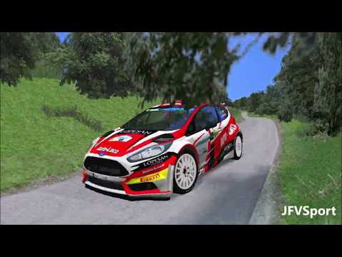 Relive the ERC 2019 - Rally Islas Canarias from YouTube · Duration:  43 minutes 22 seconds