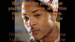 T.I. - Live My Life Alone (Lyrics)