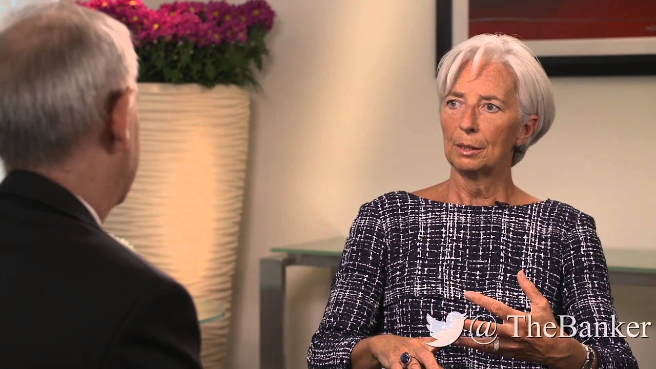Interview: IMF's Christine Lagarde