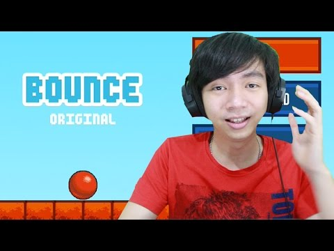 Bounce Original - IOS / Android Gameplay - Indonesia