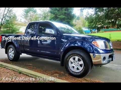 2006 Nissan Frontier 4X4 Nismo 6 Speed Manual 4dr King Cab 1 OWNER for sale in Milwaukie, OR