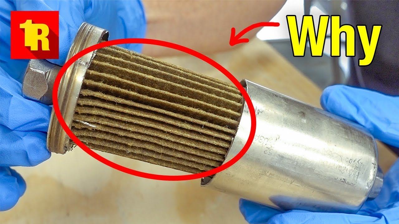 Why You Should NEVER CHANGE YOUR FUEL FILTER Until You Watch This Video -  YouTube | Why Change Fuel Filter |  | YouTube