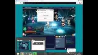 Tutorial como usar Auto Clicker no NekoDancer / TUT How use Auto Clicker in NekoDancer