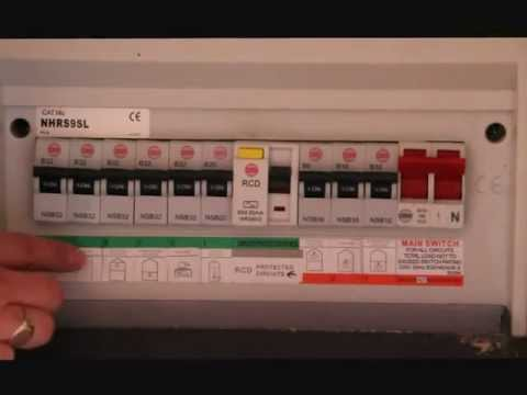 Understanding Your Fuseboard And Rcd