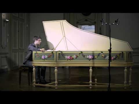 Korneel Bernolet | RAMEAU Suite de pièces de clavecin en la, du Premier Livre
