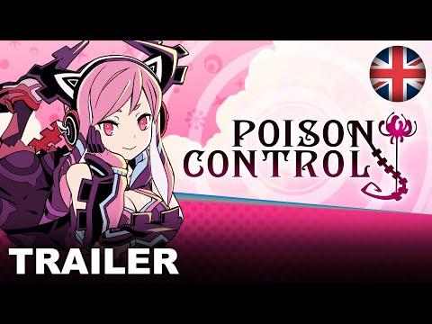 Poison Control - Character Trailer (Nintendo Switch, PS4) (EU - English)