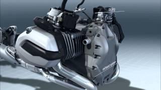 BMW - Le moteur Boxer 2013