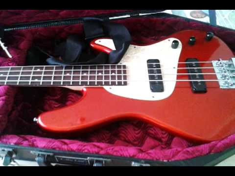 ibanez tr bass expressionist - YouTube