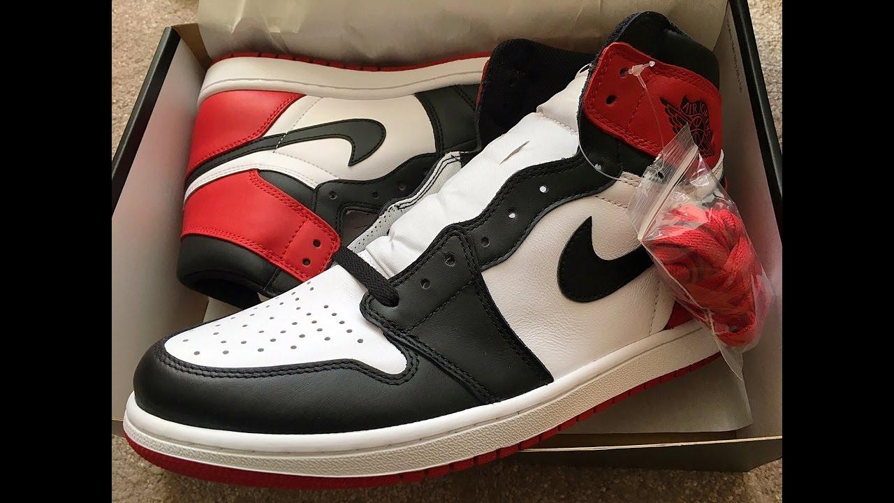 Unboxing Nike Air Jordan 1 OG