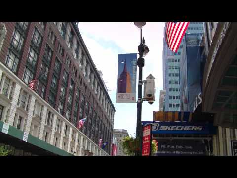 New York City & Penn Station Travel Adventure! [HD] Part 2
