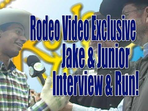 Jake Barnes and Junior Nogueira