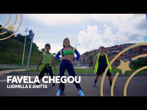 Favela Chegou - Ludmilla e Anitta  Lore Improta - Coreografia