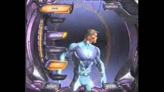 DC Universe Online - Character Guide + Gameplay German