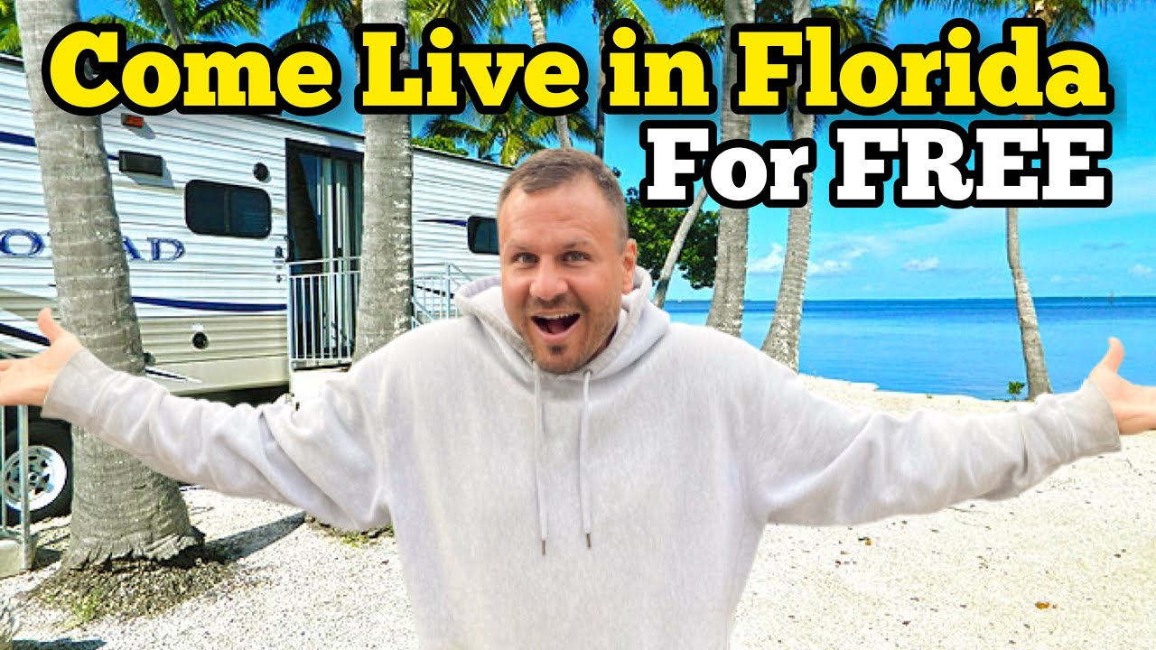 COME LIVE IN FLORIDA WITH US ... FOR FREE