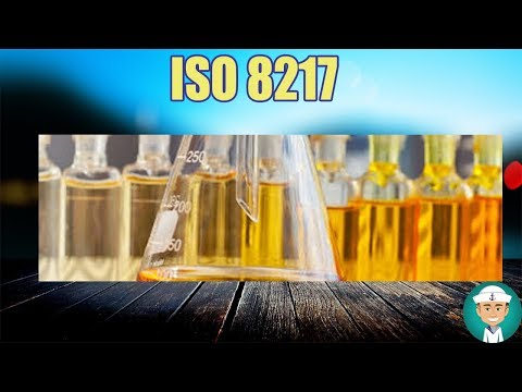 ISO 8217 Bunker Fuel Standard for Marine Distillate and Marine Residual Fuels