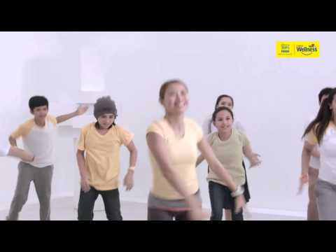 Wellness Campus | Instructional Dance Video |  | Nestle PH