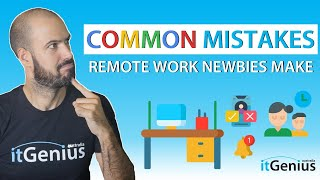 New to working at home? Here's my tips