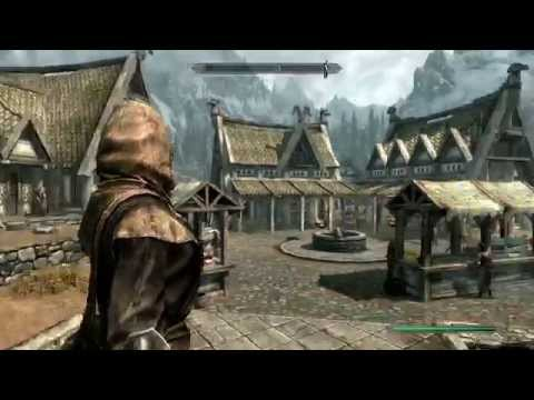 how to change fps in skyrim
