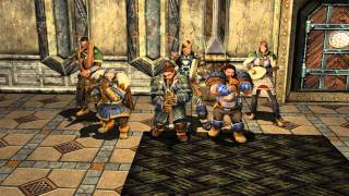 Lotro Music - Follow the Nightingale(KOKIA) / Tales of Innocence OP