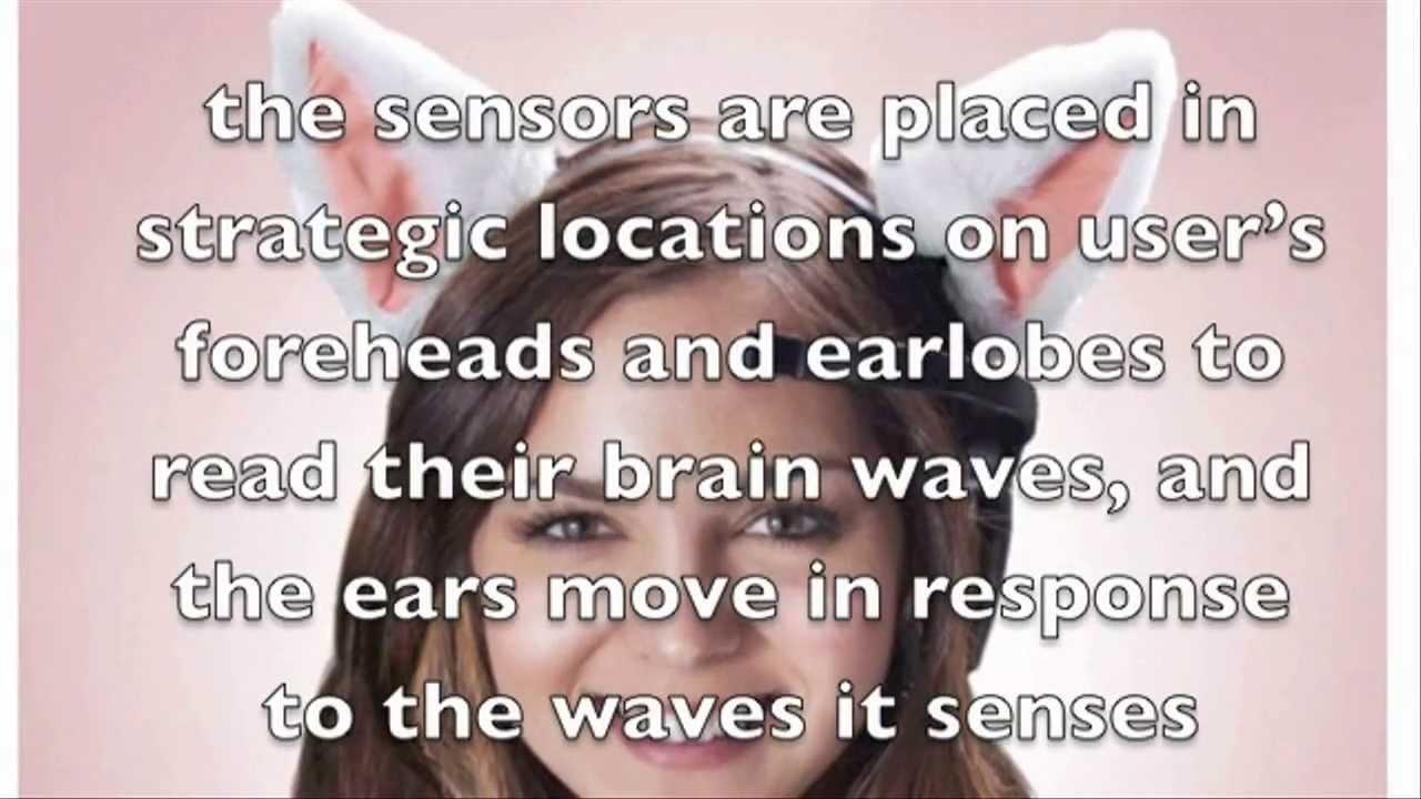 Necomimi Brainwave Cat Ears Review Best Xmas Toys