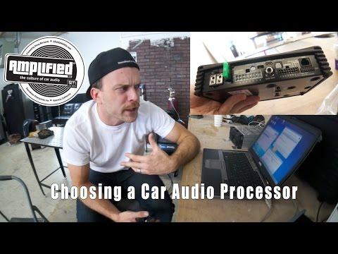 Choosing a Car Audio Processor