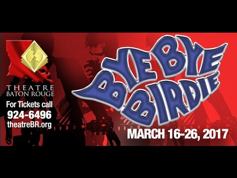 """""""Bye Bye Birdie"""" Presented by the Young Actors' Program at Theatre Baton Rouge"""