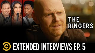 Bill Burr Gets Deep with Comedians About Dirty Tapes, Living in a Van & More - The Ringers