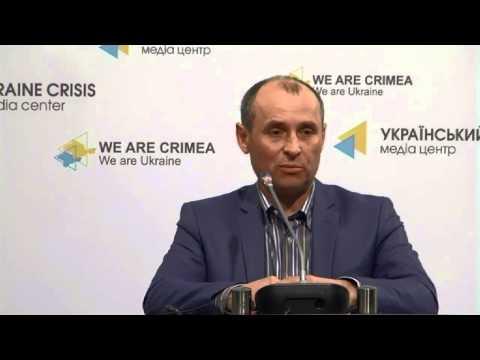 Border with Crimea. Ukraine Crisis Media Center, 20th of March 2015