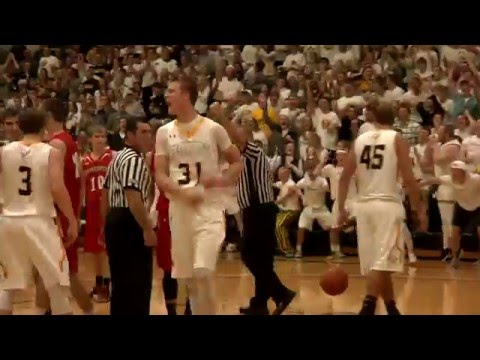 Dordt College Basketball Highlights 2015-16
