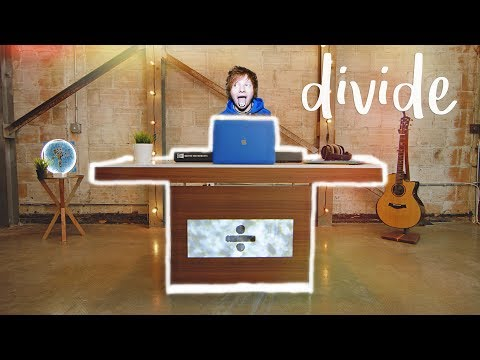 Download Youtube: Dream Desk - Ed Sheeran Divide Setup!