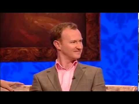 Mark Gatiss and Bunsen on the Paul O'Grady