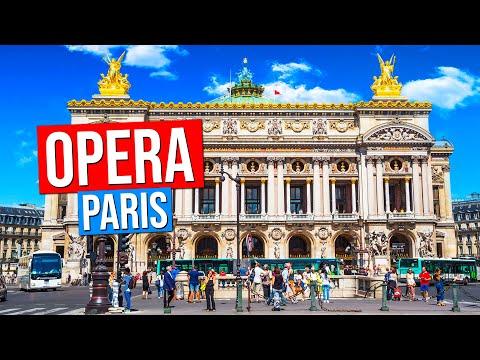 Opéra Garnier - Paris, France | Palais Garnier | Paris Opera House