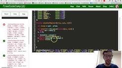 Exact Change -- JavaScript -- Free Code Camp