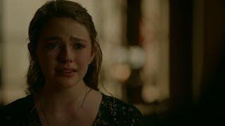 The Originals 5x02 Hope's emotional talk to Klaus