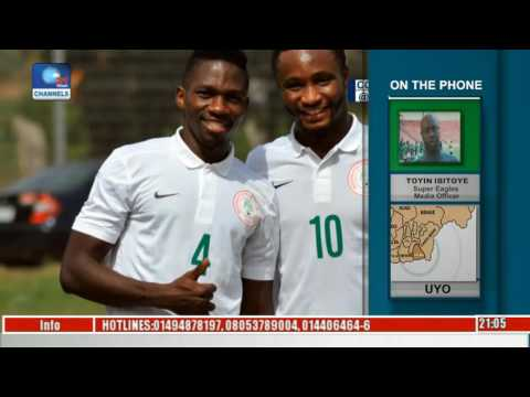 Sports Tonight: There Is No way Algeria Will Avoid Defeat-- S.Eagles Media Officer Pt 1