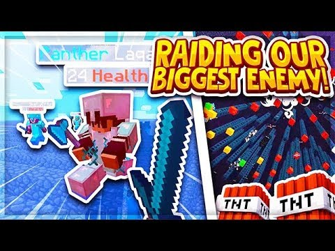 RAIDING OUR BIGGEST ENEMIES WHILE THEY'RE ONLINE... | Minecraft Factions | VanityMC | [4] (Season 2)