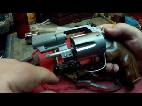 SW 686 Level 2 Trigger Action Job Part 5 Fitting The Hand Cylinder Stop