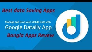 Best mobile data-saving app by Google | Datally App Review | Google